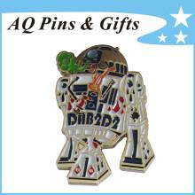 Custom Made Lapel Pin Emblema para Star War (badge-242)