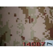 Wüste Grass Stil Twill 200GSM Military Camouflage Stoff