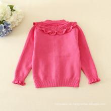 Multi-Color-Mädchen Kleidungsstück Hersteller Professional komfortable One Piece Großhandel Pullover