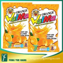 Natural 60g/Instant Fruit Juice Powder Drink Orange Juice