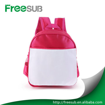Sublimation fashionable school bags for kids