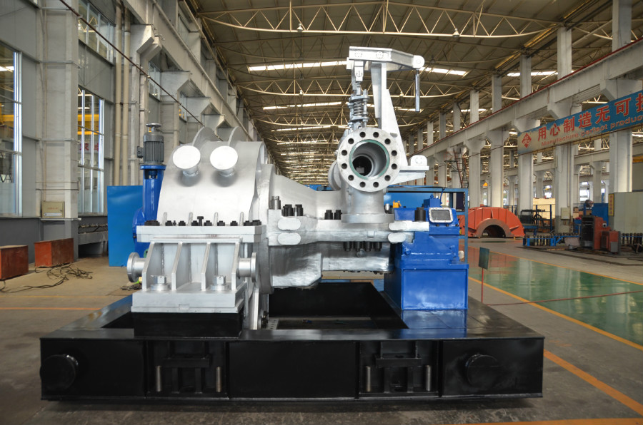 application of steam turbine (1)