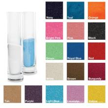Sable coloré de haute qualité à vendre