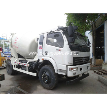 small ready mix concrete trucks mixer for sale