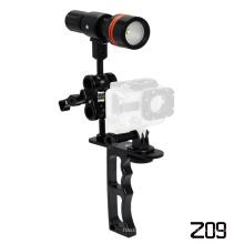 Archon Z09 Подводный лоток для камеры Gopro с винтом 1/4 дюйма