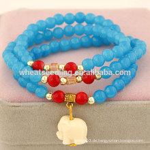 Großhandel 2014 beliebte Perlen Armbänder