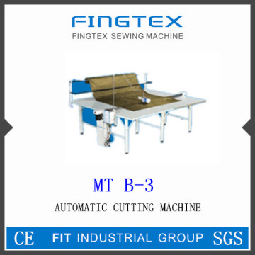 Automatic Cloth Cutting Machine (B-3)