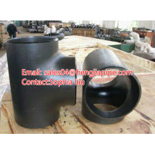 Tee per pipe senza saldatura ANSI B16.9 A234WPB
