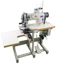 Máquina de coser de doble aguja IH-8722DP con gancho grande