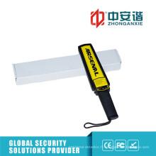 Détecteur de métaux de détection de clous de détection de détection de zones de précision avec batterie de secours