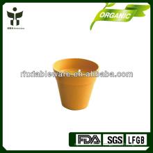Bamboo fiber biodegradable экологически чистый держатель для свечи