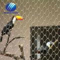 Rede de malha de jardim zoológico aviário rede de arame de cabo de aço pequeno Rede de cabo de aço inoxidável popular X-tend