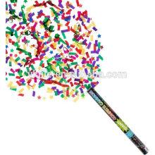 Ocasião de casamento e Biodegradable party confetti popper canhão de confetes de ar comprimido Nome do produto Confetti cannon
