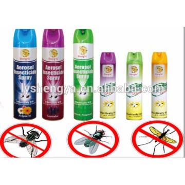 piretroide aerosol insecticida, aerosol asesino del mosquito