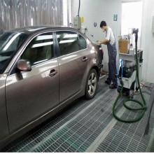 Car Wash Room Steel Grating