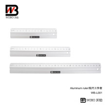 2016 School and Office Stationery Measuring Aluminum Ruler