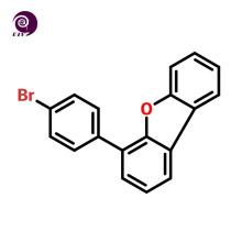 UIV CHEM furan manufacturers 4-(4-bromophenyl)dibenzofuran CAS NO 955959-84-9 C18H11BrO