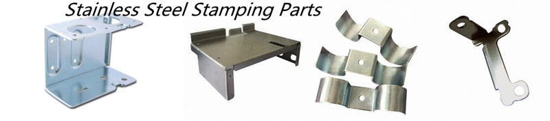 Precision stainless steel stamping components design