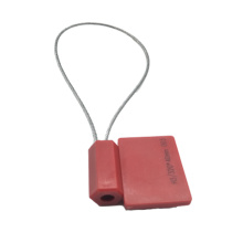 RFID HF UHF container zip tie rfid tag