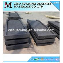 resistencia térmica y barco de grafito de alta resistencia / caja