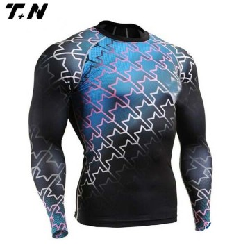 Custom Print MMA Rash Guard