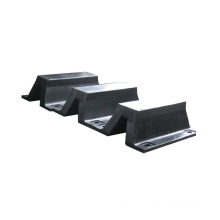 Marine Solid Arch 250H Rubber Fender Factory with High E.A