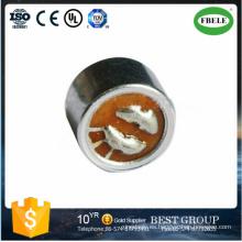 Micrófono condensador Electret 97 * 67 mm (FBELE)