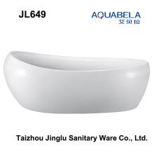 Banheira de Banheiro Banheira de Jacuzzi com Banheira de Hidromassagem de Nova Ovo 2016 (JL649)