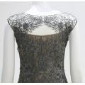 novo vestido de formatura longo sexy glamouroso vestido de noite