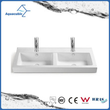Ceramic Cabinet Basin and Vanity Top Hand Washing Sink (ACB2181)