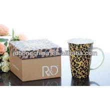 Vajilla bueno tazas casa de la oficina drinkware imperial bone china