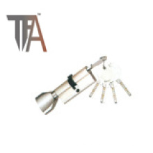 Einseitiger offener Schließzylinder TF 8007