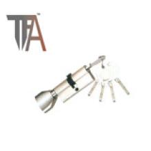 Cilindro de fecho aberto de um lado TF 8007