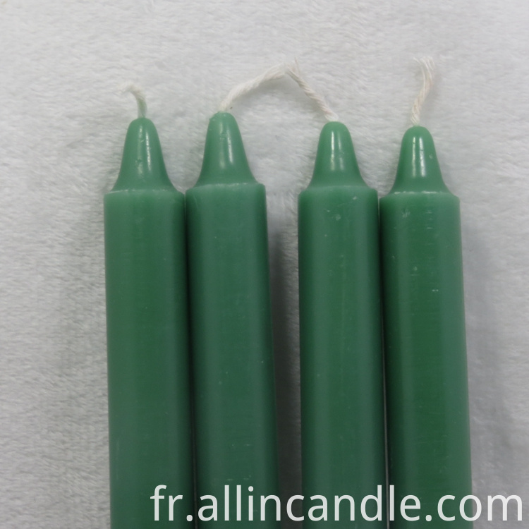 Candles In Cellophane Pack