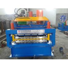 Telha de telhado de alta qualidade CNC dá forma à máquina