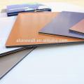 Alufenwall Dibond Leichtgewicht Aluminium-Verbundplatte ACP