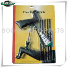 Emergency Tire Repair Tools 8 pcs Blister Card Packing Tire Repair Kits