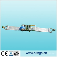 SLN RS03 Ratchet Strap with Hooks