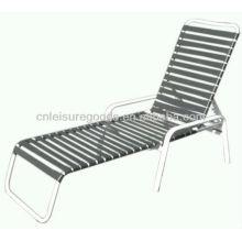 Nouveau modèle chaise longue en aluminium de piscine