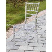wedding plastic chivari chair