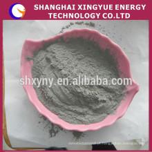 80 mesh 85% Al2O3 Black Fused Alumina / Polir em pó de óxido de alumínio