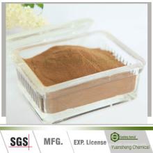 Lignosulfonato de sódio com baixa fricção e maior qualidade