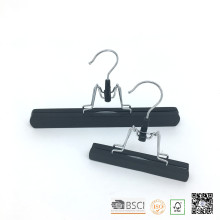Black Extension Hair Clamps Also Used for Pants Skirt Hangers