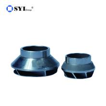 OEM Precision Cnc Metal Spare Parts Impeller Pump Aluminum Machining Parts