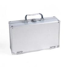 Aluminum Panel Cosmetic Case Hx-L0812