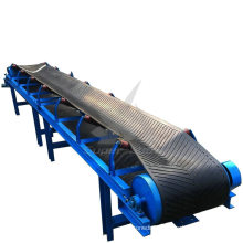Industrial Stable Conveying System Fixed Type Belt Conveyor