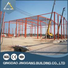 Estrutura de aço Prefab de alta qualidade Armazém de vários andares