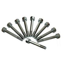 Long brass nut Stainless Machine screws