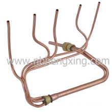 Copper Header Assembly (HXWP-0001 ASSEMBLY)