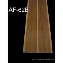 Af-62b Wooden Design PVC Panel